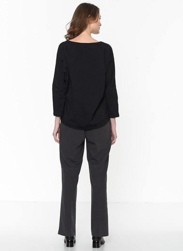 Fresh Company Sweatshirt Siyah